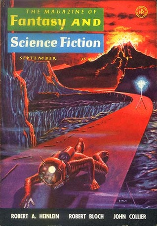The Magazine of Fantasy and Science Fiction, September 1958 (The Magazine of Fantasy & Science Fiction, #88)