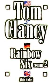 rainbow six book vs game