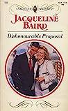 Dishonourable Proposal