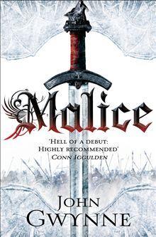 Malice (The Faithful and the Fallen, #1)