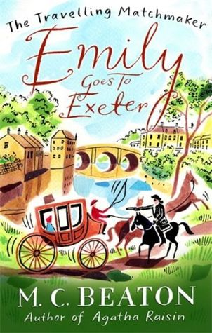 Emily Goes to Exeter (The Travelling Matchmaker, #1)