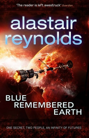 Blue Remembered Earth (Poseidon's Children #1)