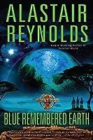 Blue Remembered Earth (Poseidon's Children, #1)