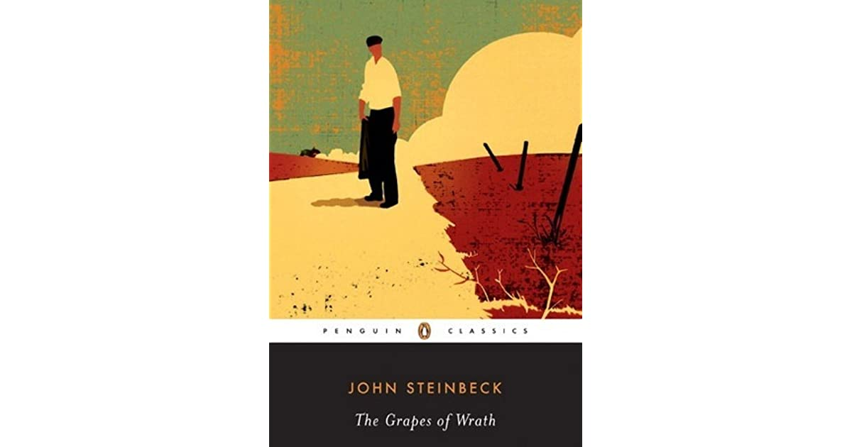a review of grapes of wrath by john steinbeck In the grapes of wrath, john steinbeck confronts this ideal and reveals what he believes regarding this subject the marxist theory of criticism examines the economic and governmental system that steinbeck uses throughout the novel and reveals that steinbeck does indeed believe that capitalism.