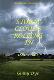 Storm Clouds Rolling In by Virginia Gaffney