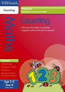 Maths: Counting: Year R: Ages 3-5