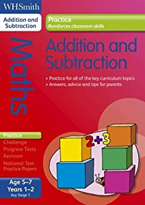 Maths: Addition and Subtraction: Year 1-2: Ages 5-7
