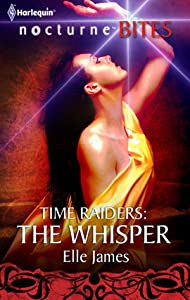 The Whisper (Time Raiders #5)