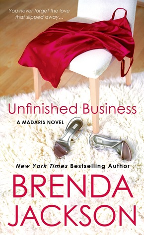 Unfinished Business (Madaris Family Saga #13)