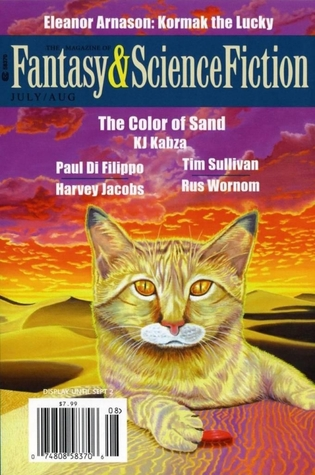 Fantasy & Science Fiction, July/August 2013 (The Magazine of Fantasy & Science Fiction, #708)
