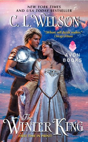 The Winter King (Weathermages of Mystral, #1) by C L  Wilson