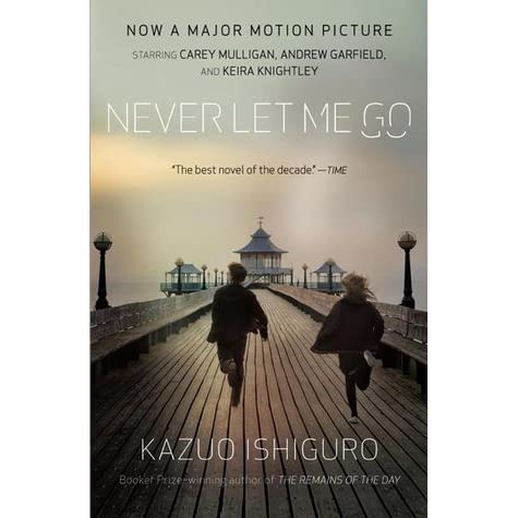 never let me go book review I hope you enjoyed this review if you would like to pick up your own copy of never let me go, you can do so while also supporting my channel by using one of.