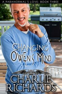 Changing Owens Mind (A Paranormals Love Book 3)