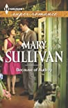 Because of Audrey by Mary Sullivan