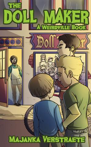 The Doll Maker (Weirdville, #1)