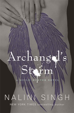 Nalini Singh - Guild Hunter 5 - Archangel's Storm