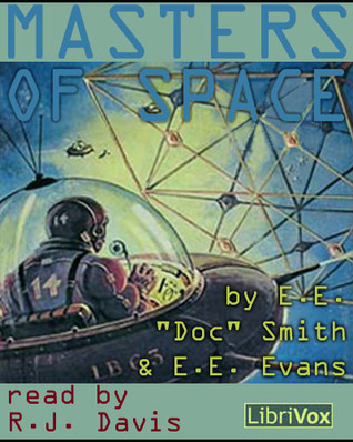 """Masters Of Space by E.E. """"Doc"""" Smith"""