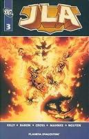 JLA tomo 3 (JLA Planeta DeAgostini, #3)