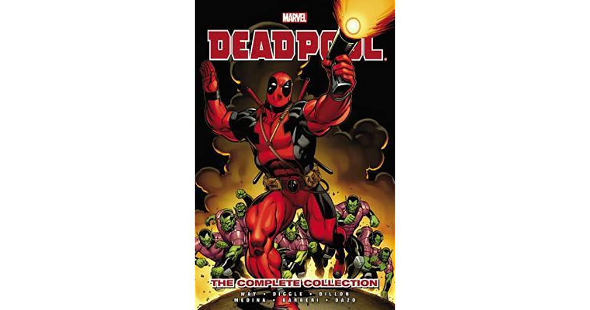 Deadpool Comic Book Pdf
