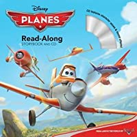 Planes Read-Along Storybook and CD