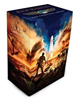 The Kane Chronicles Box Set (The Kane Chronicles #1-3)
