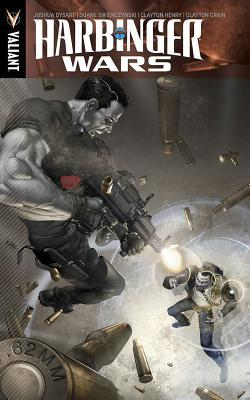 Harbinger Wars by Joshua Dysart