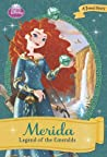 Merida Legend of the Emeralds (Disney Princess)
