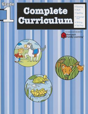 Complete Curriculum: Grade 1 by Harcourt