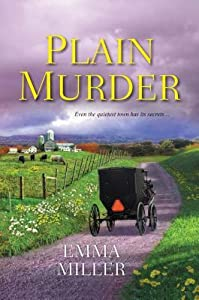 Plain Murder (An Amish Mystery #1)