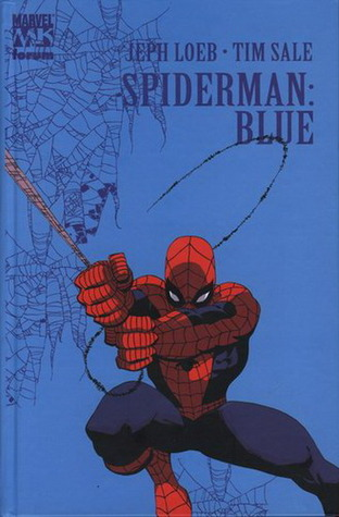 Spider Man Blue By Jeph Loeb