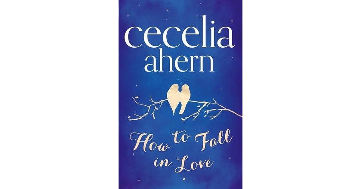 How To Fall In Love Cecelia Ahern Epub