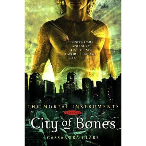 City of Bones (The Mortal Instruments, #1) by Cassandra ...