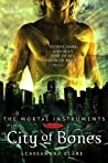 City of Bones (The Mortal Instruments, #1) cover