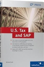 U.S. Tax and SAP