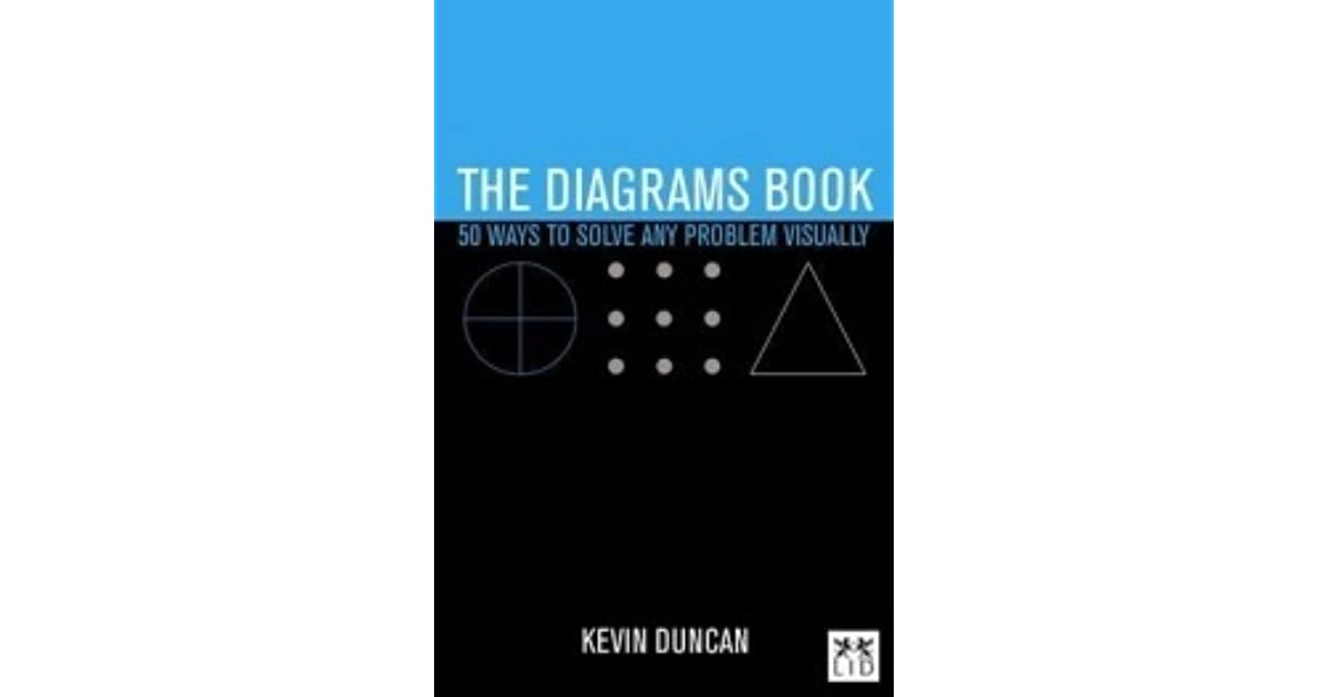 The Diagrams Book 50 Ways To Solve Any Problem Visually By Kevin Duncan