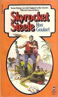 Skyrocket Steele by Ron Goulart