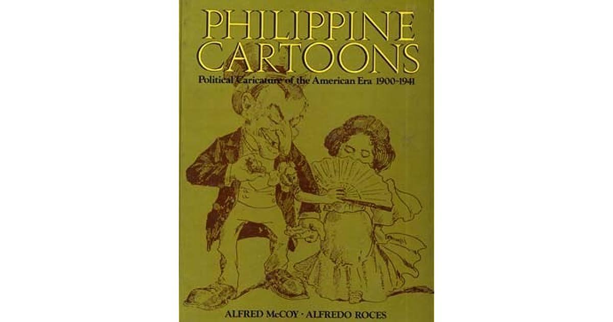 Philippine Cartoons: Political Caricature of the American Era, 1900