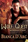 Wolf Quest (Tales of the Were: Brotherhood of Blood #7)