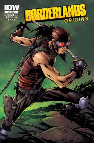 Borderlands: Origins #3 Mordecai Mikey Neumann