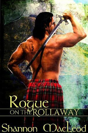 Rogue on the Rollaway by Shannon MacLeod