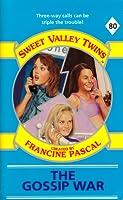 The Gossip War (Sweet Valley Twins, #80)