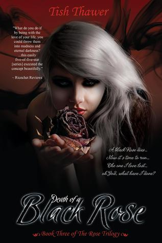 Death of a Black Rose (The Rose Trilogy #3)