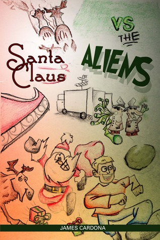 Santa Claus vs The Aliens