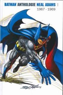 Batman Anthologie Neal Adams 1967-1969
