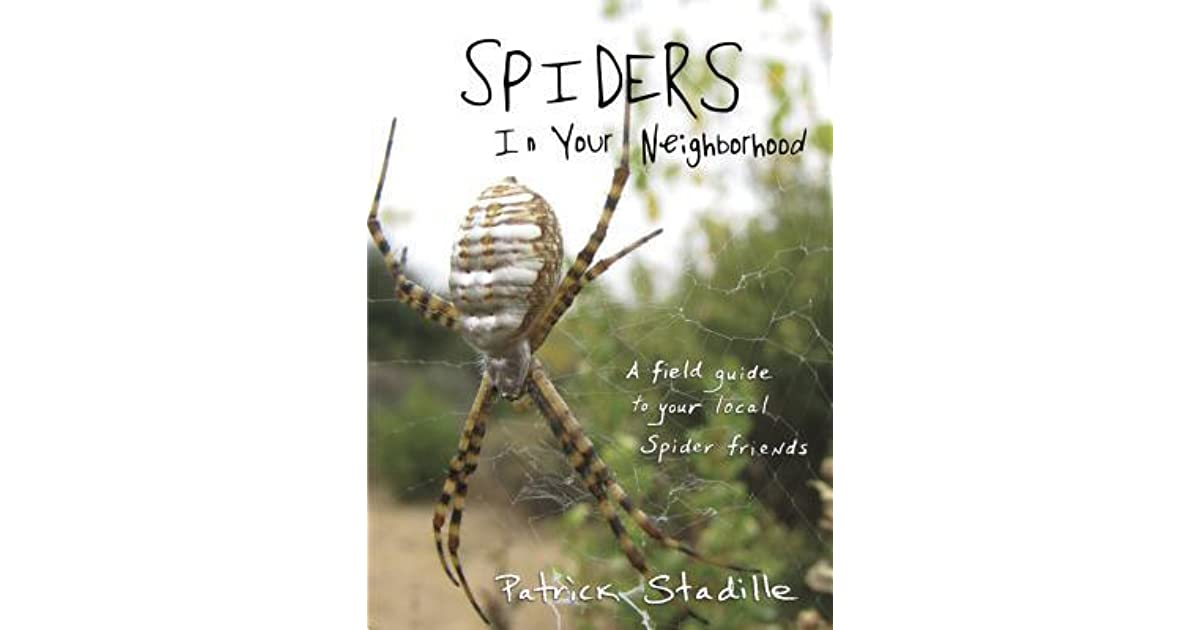 Spiders in Your Neighborhood: A Field Guide to Your Local