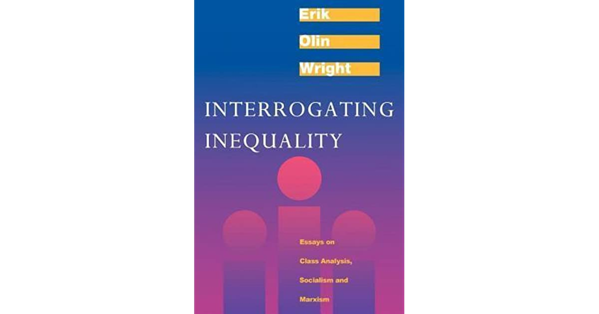 essays on inequality The single best argument against inequality new research suggests that growing inequality in the united states.