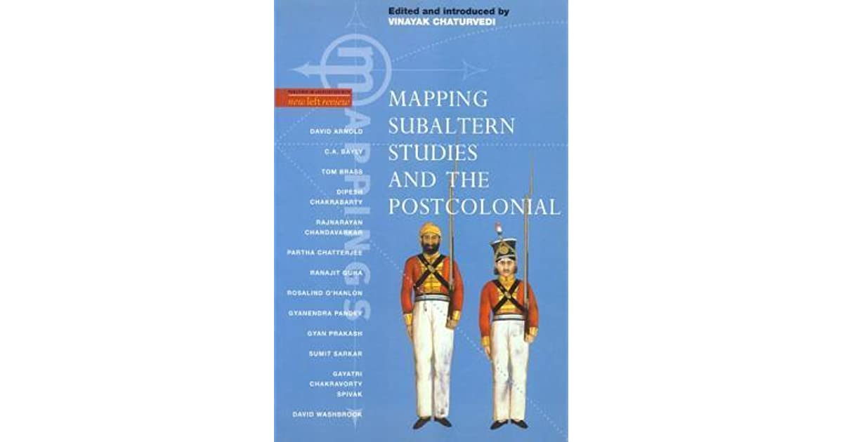 Mapping Subaltern Studies (Mapping Series)