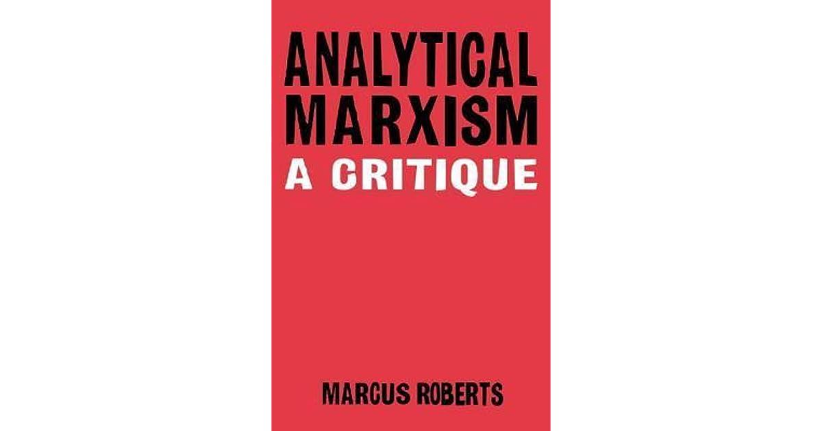 analytical critique