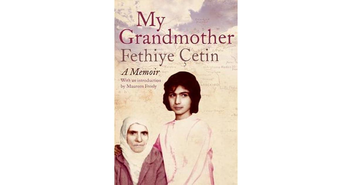 My Grandmother – A memoir