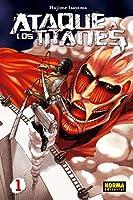 Ataque a los Titanes, Vol. 1
